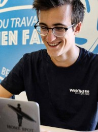 Etudiant webtech institute